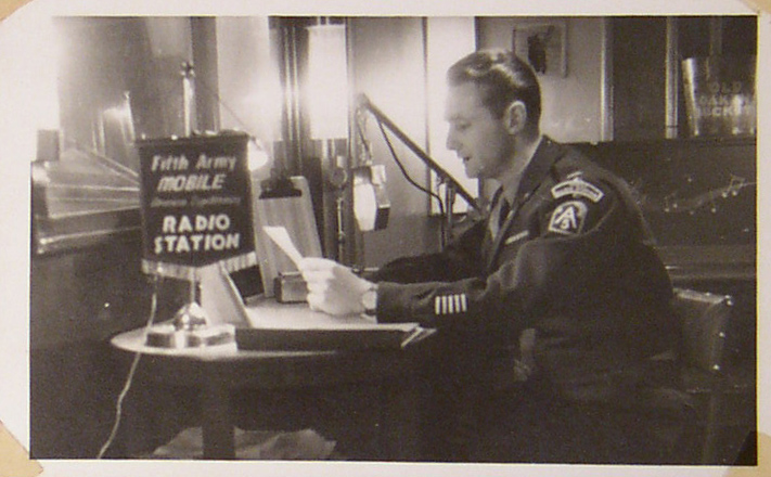 Fifth army mobile radio station home for Classic house radio station